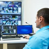 CCTV control room image