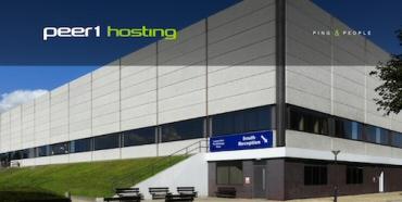 Peer 1 Hosting site