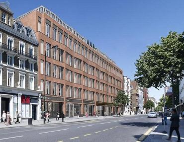 Sloane Street development